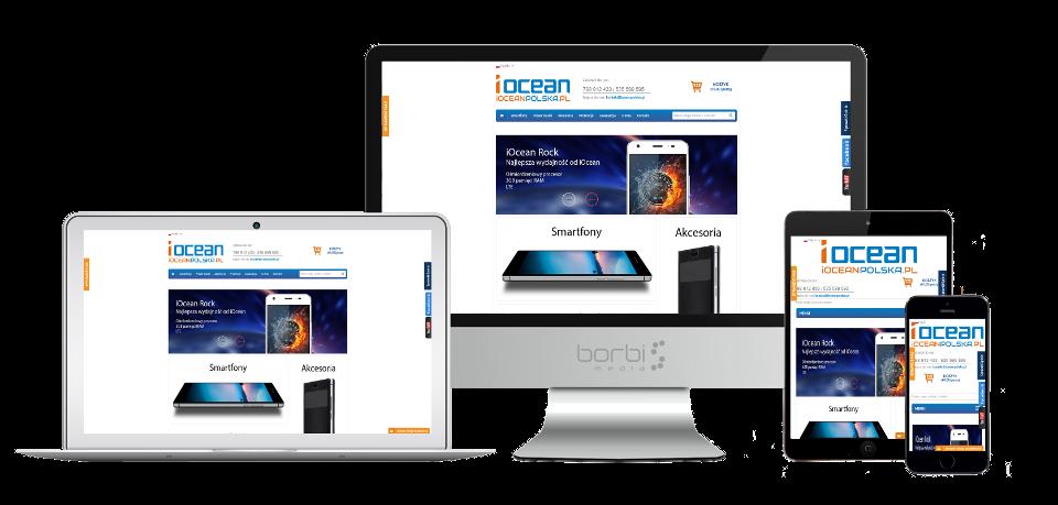 sklep internetowy iocean