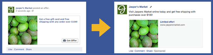 Oferty na FB