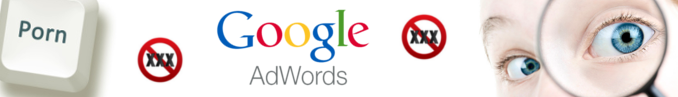 Stop pornografii w Google AdWords