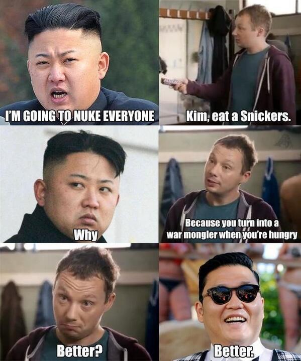 Mem snickers