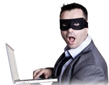 Oszust w sieci